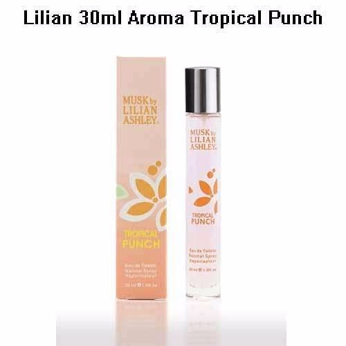 Musk By Lilian Ashley 30ml : Tropical Punch Parfum Original Untuk Wanita Murah Berkualitas