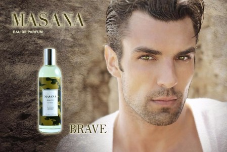 Masana 100ml : BRAVE For Man